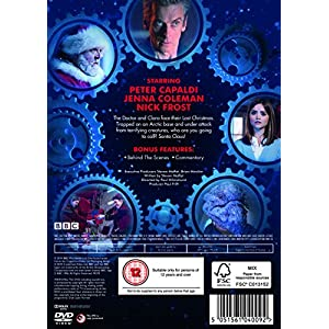 Doctor Who - Last Christmas: 2014 Christmas Special [Import anglais]