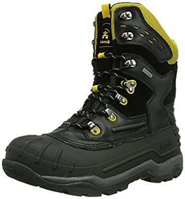 Kamik Men's KeystoneG Boot,Black,8 M US