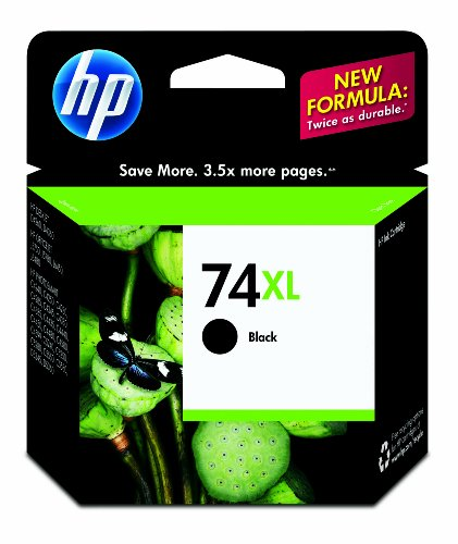 HP 74XL Ink Cartridge- Black