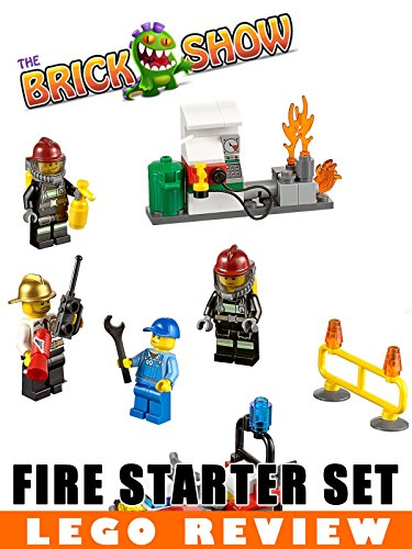 LEGO City Fire Starter Set Review (60088)