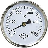 ESCO (エスコ) 300mm バイメタル温度計EA770DA