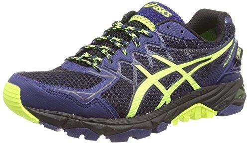 asics-gel-fujitrabuco-4-g-tx-herren-traillaufschuhe-schwarz-black-flash-yellow-indigo-blue-9007-46-e