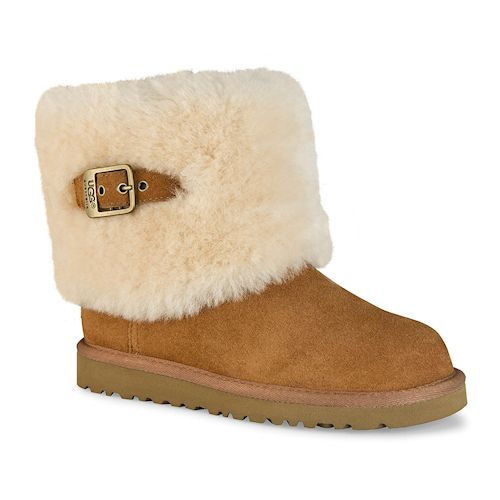 UGG Australia Toddlers' and Kids' Ellee Shearling Boots