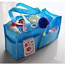 Organisateur de sac à langer - mws439 (bleu)