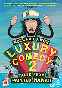 Luxury Comedy 2: Tales From Painted Hawaii [DVD]