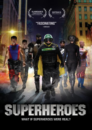 Cover art for  Superheroes