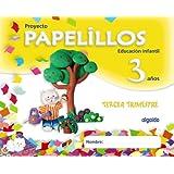 Proyecto Papelillos 3 años. 3º Trimestre