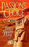 img - for Passion's Choice by Janis Susan May (2014-06-18) book / textbook / text book