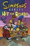 Matt Groening Simpsons Comics Hit the Road (Simpsons)