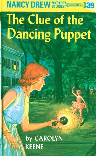 Nancy Drew 39: The Clue of the Dancing Puppet (Nancy Drew Book 1 compare prices)