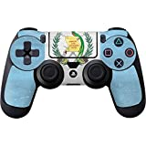 Countries of the World PS4 Controller Skin - Guatemala Flag Distressed (Color: Blue, Tamaño: Small)