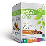 Vega One All-in-One Nutritional Shake, Vanilla Chai, 10 Count