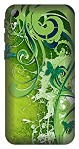 Designer Back Cover for HTC Desire 830 by A marc inc.