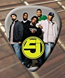 Jurassic 5 Guitar Picks x 5 Medium