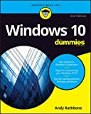 img - for Windows 10 For Dummies (For Dummies (Computer/Tech)) book / textbook / text book