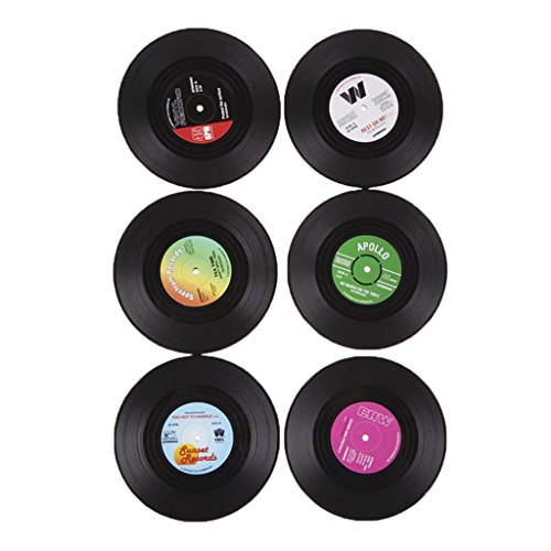 6pcs-set-sous-verre-porte-gobelet-rond-vintage-cd-vinyle-tapis-arts-de-table