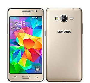 Samsung Galaxy Grand Prime DUAL SIM Simfree 5 Inch Touchscreen Smartphone - Gold