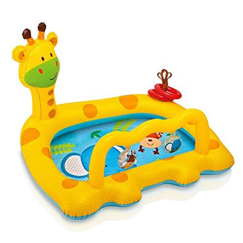 Giraffe Inflatable Baby Pool