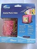 Disney Tinkerbell Digital Photo Cube-blue