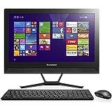 Lenovo デスクトップ C40 [Windows10無料アップデート対応](Windows 8.1 64bit/Office Home & Business Premium プラス Office 365 サービス/21.5型ワイド/Celeron 2957U)F0B40094JP