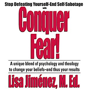 Conquer Fear! Speech