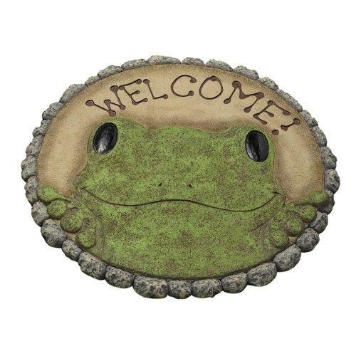 Grasslands Road Lilypad Lane Smiling Frog