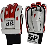 SP Sports Panther Match Unisex Leather And PU Batting Gloves