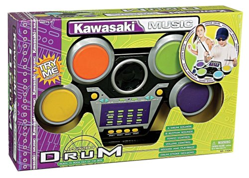 Kawasaki Drum Pad Reviews