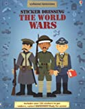 img - for Sticker Dressing the World Wars book / textbook / text book