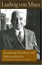 Economic Freedom and Interventionism: An…