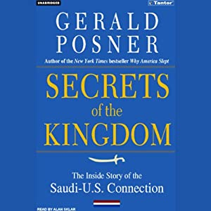 Secrets of the Kingdom Audiobook