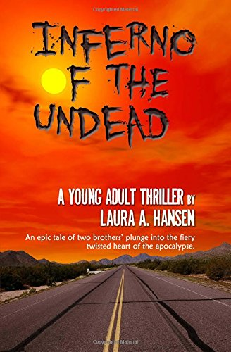 Inferno of the Undead: Volume 3 (Zombies in Paradise)