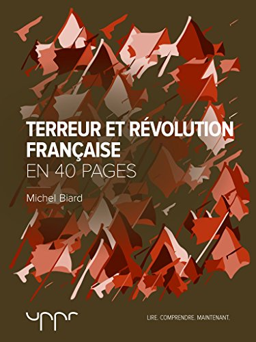 Terreur et Révolution française