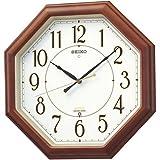 SEIKO CLOCK (セイコークロック) 掛け時計 スタンダード 電波時計 ツイン・パ KS274B