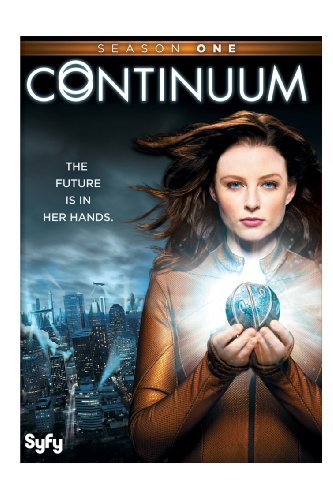 Continuum: Season 1 Review