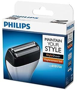 Philips QS6100/50 Ersatzscherfolie für Styleshaver QS6140 und QS6160 (wasserfest)