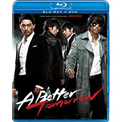 A Better Tomorrow (Blu-ray/DVD Combo)