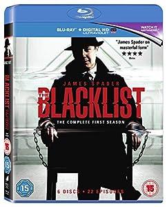 The Blacklist - Season 1 [Blu-ray] [Region A]