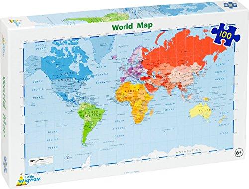 little-wigwam-puzzle-del-mapa-del-mundo-100-piezas