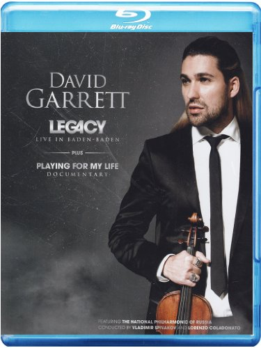 David Garrett - Legacy
