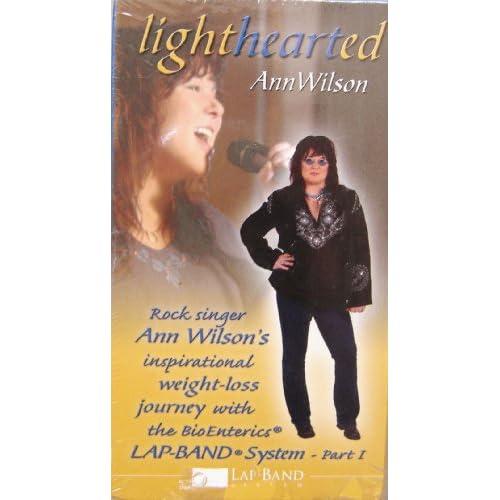 Amazon.com : Lighthearted Rock Singer Ann Wilson (Heart) inspirational