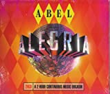 Abel Alegria 2 Cd Set : A 2 Hour Continuous Music Orgasm