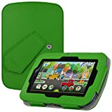 LeapFrog Epic Case - HOTCOOL New PU Leather With Kickstand Cover Case For LeapFrog Epic 7