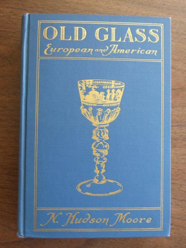Old glass, European and American, Old Antique Carnival Glass