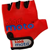 Kiddimoto Gloves Small Red