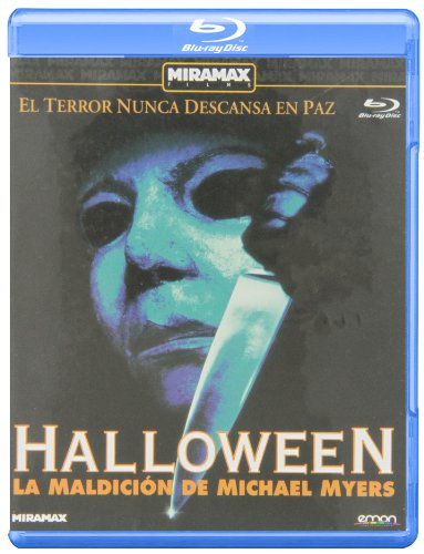 Halloween: La Maldición De Michael Myers [Blu-ray].