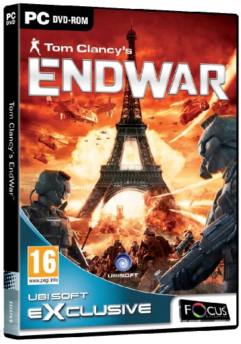 TOM CLANCYS ENDWAR PC UK IMPORT