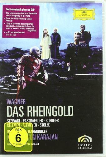 Wagner - Das Rheingold (Von Karajan, Bpo) [DVD] [2008]