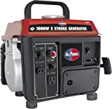 51fBrAyj83L. SL160  All Power America APG3004 1000 Watt 2 Cycle Gas Powered Portable Generator
