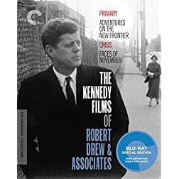The Kennedy Films of Robert Drew & Associates [Blu-ray]